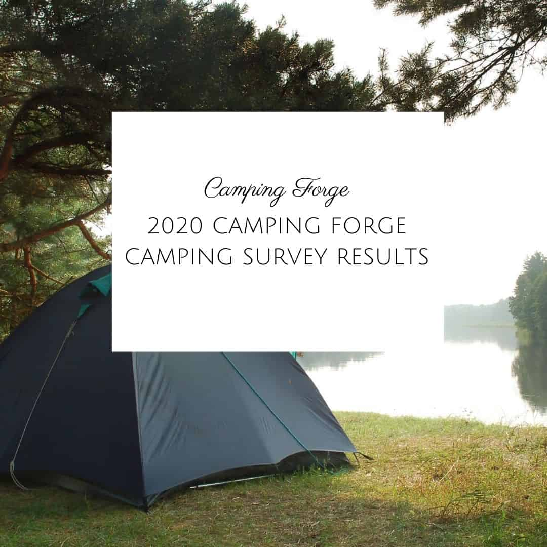 2020 Camping Forge Camping Survey Results