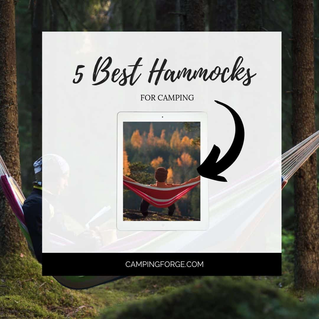 5 Best Camping Hammocks For Every Type Of Adventure