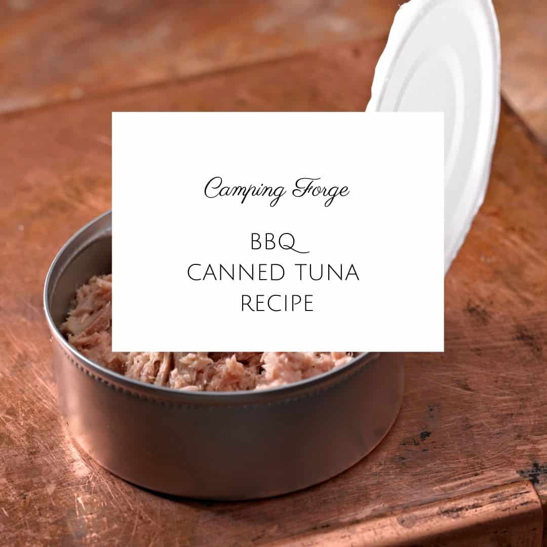 BBQ Canned Tuna Recipe