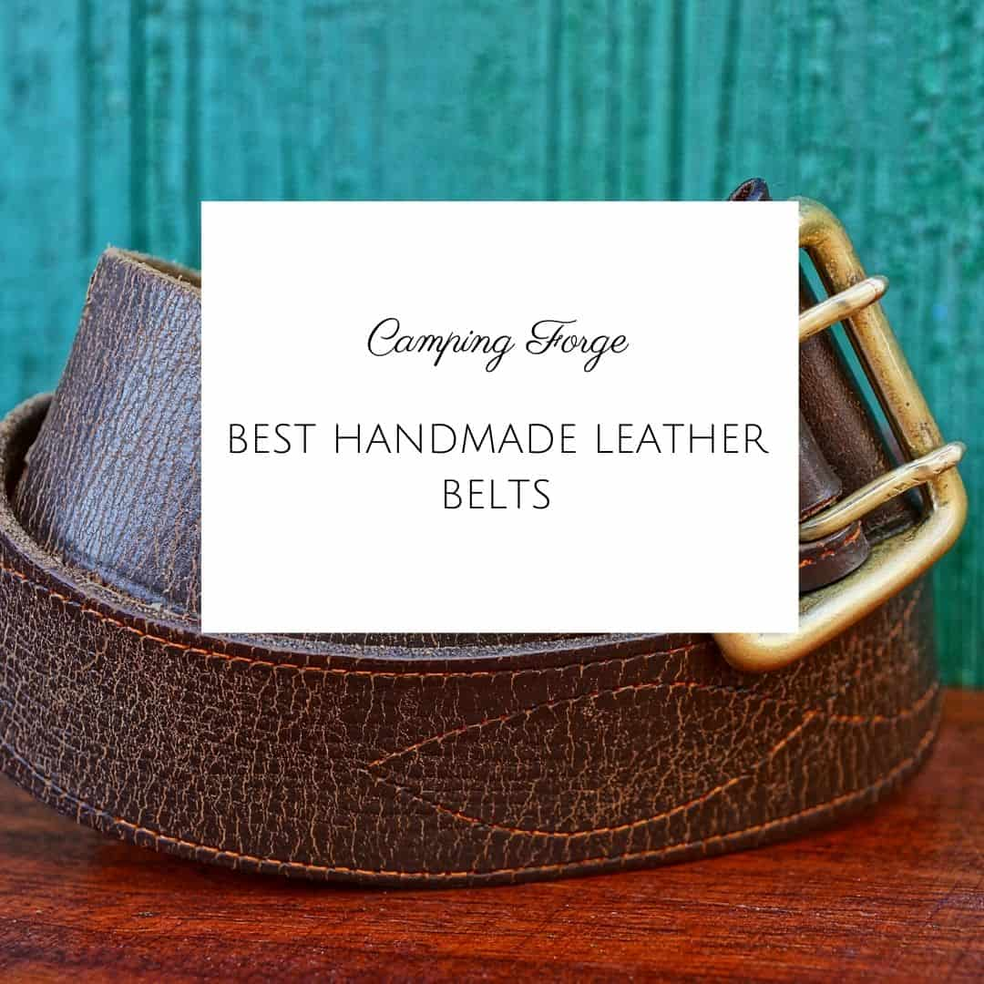Best Handmade Leather Belts