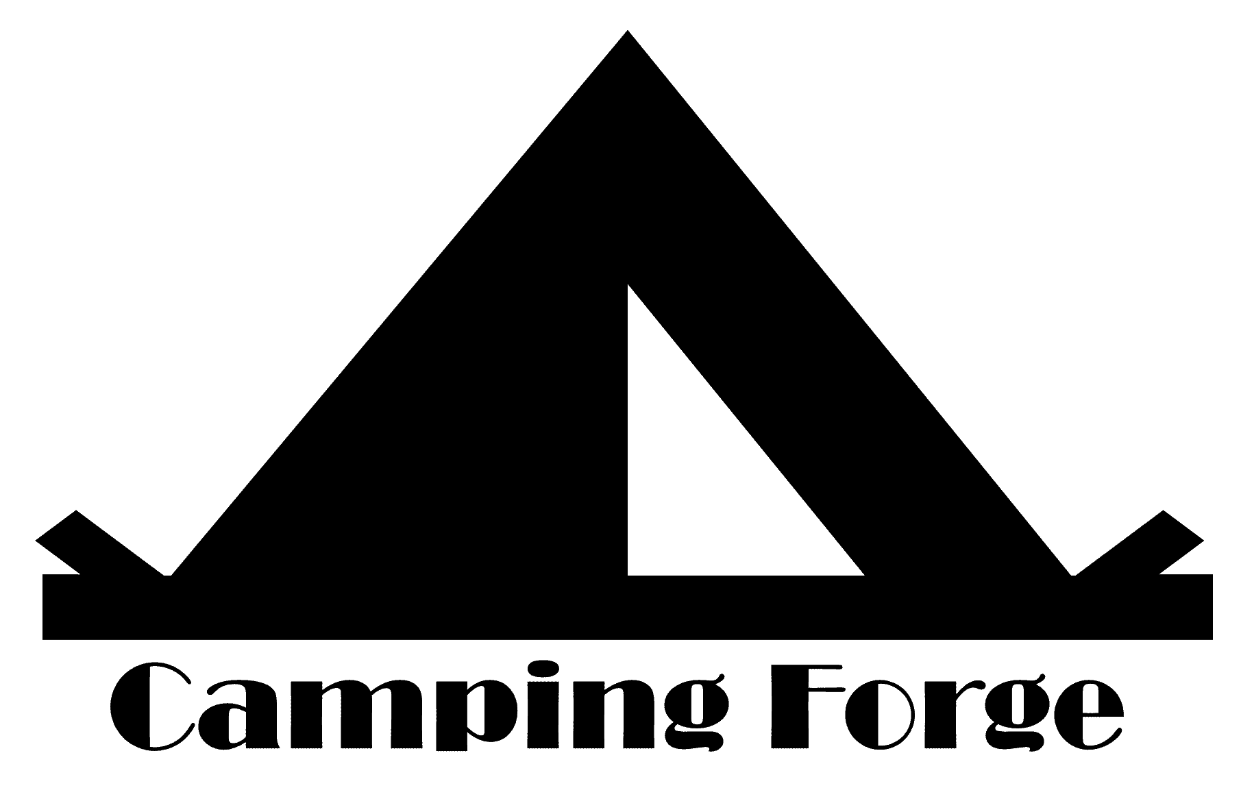 Camping Forge Logo