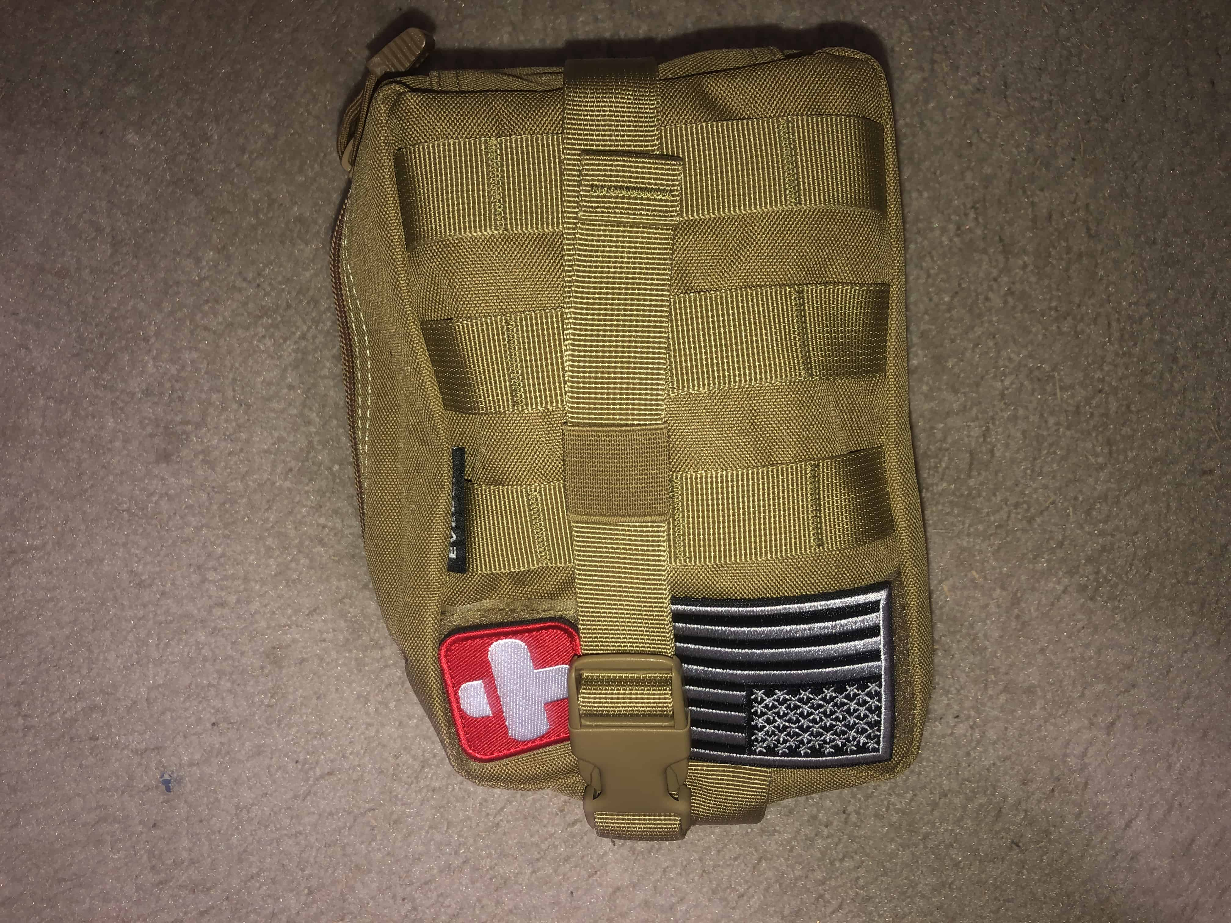 The most complete backpacking First-Aid Kit
