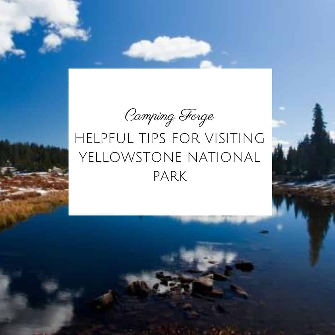 Helpful Tips For Visiting Yellowstone National Park