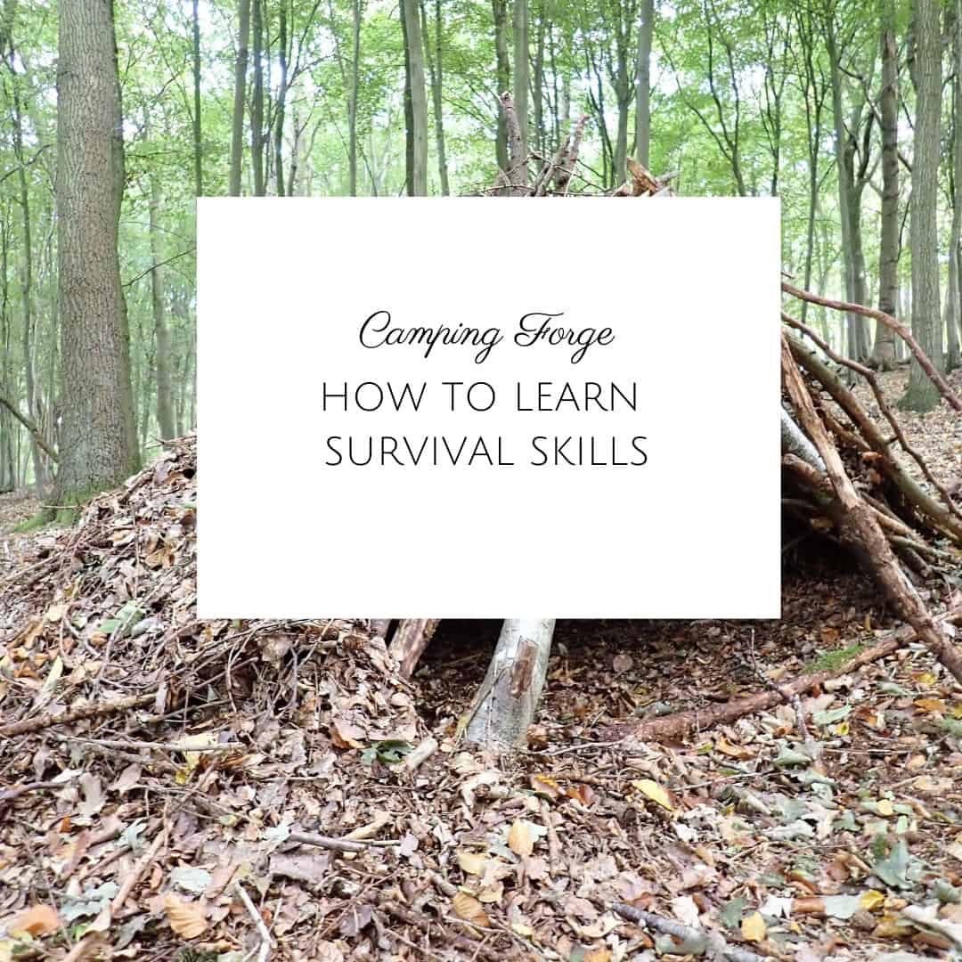 How To Learn Survival Skills