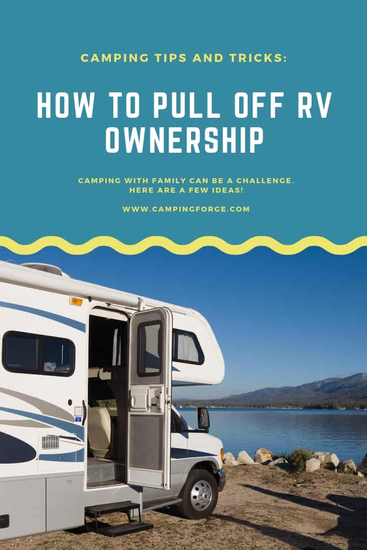Pinterest image for 2021 Guide To RV Ownership