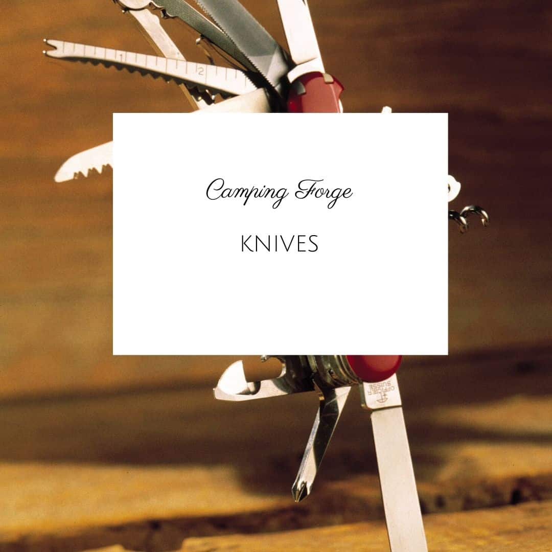 Recommended Knives