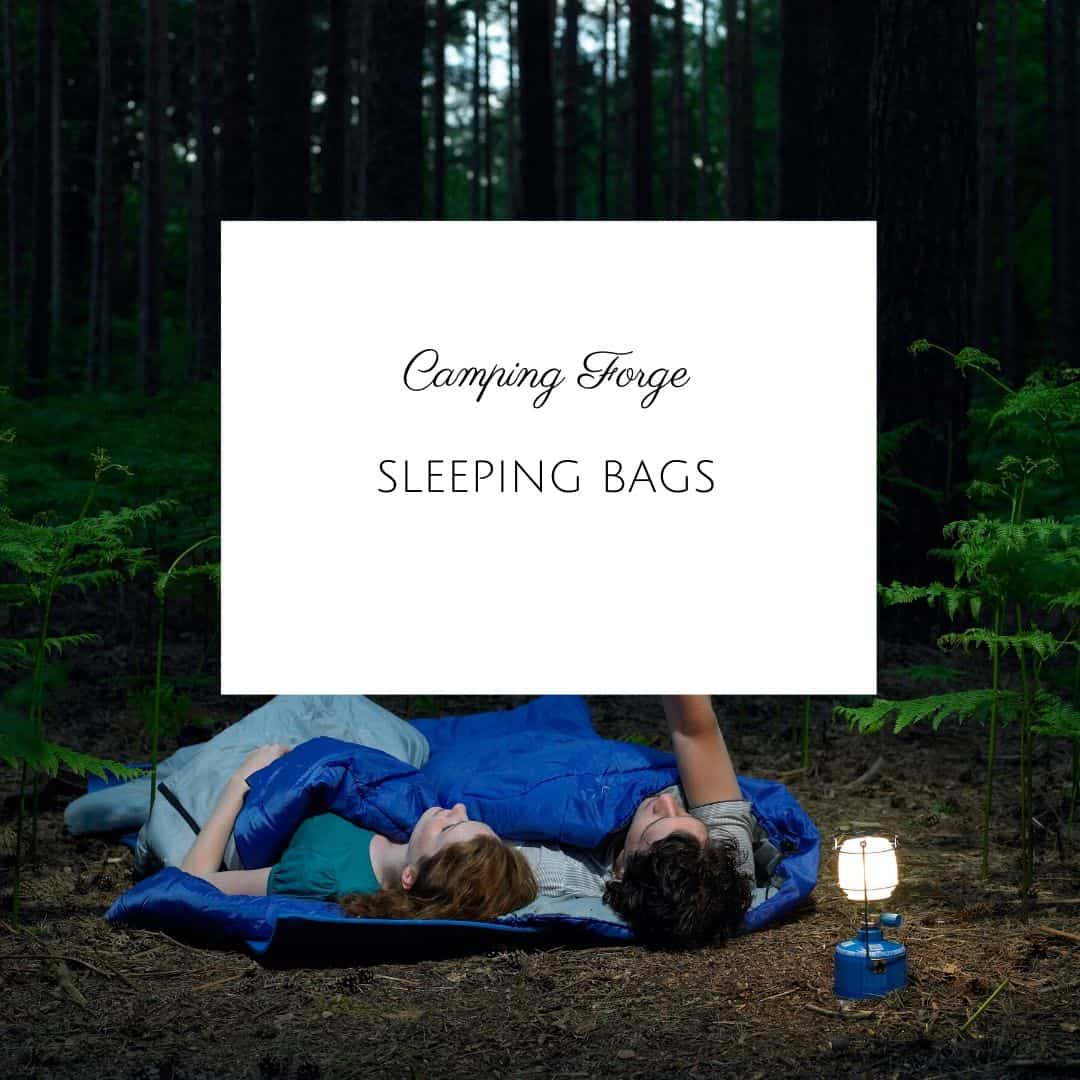 Recommended Sleeping Bags