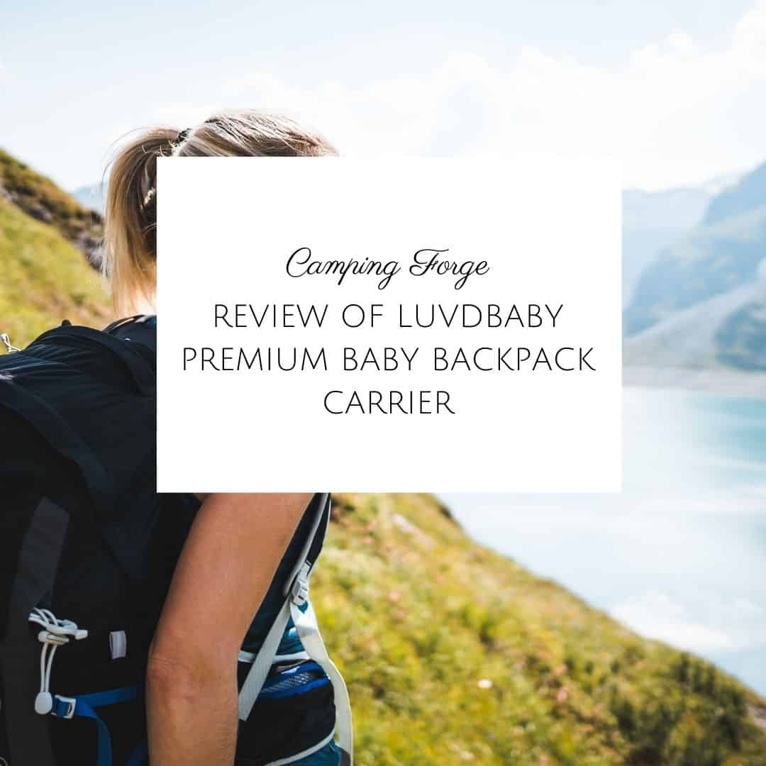 Review Of Luvdbaby Premium Baby Backpack Carrier