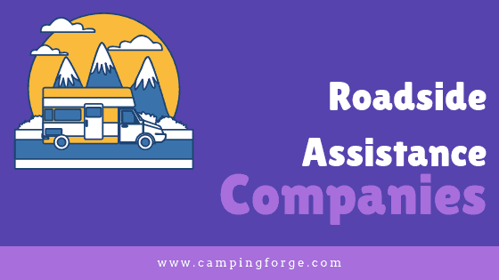 RV Roadside Assistant Companies