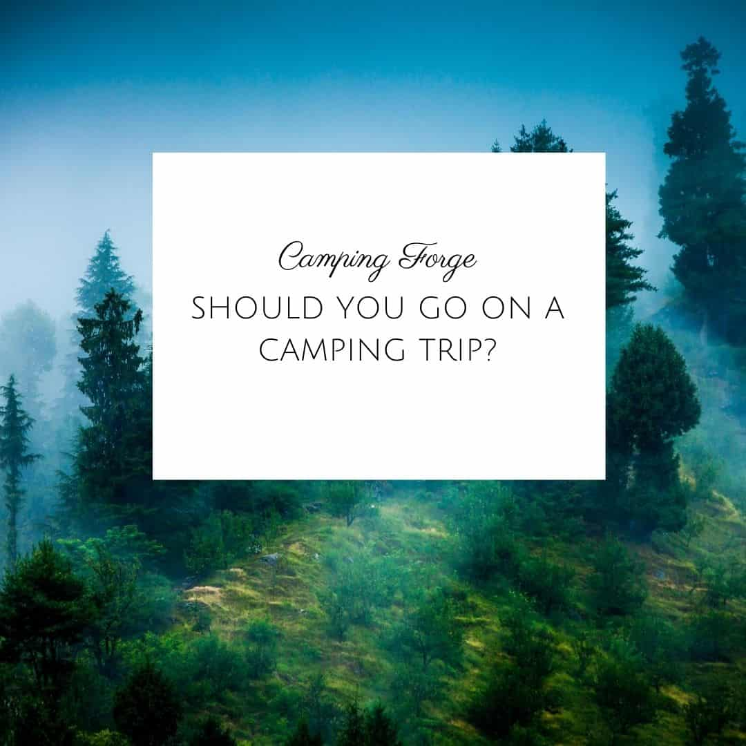 Should You Go On A Camping Trip?