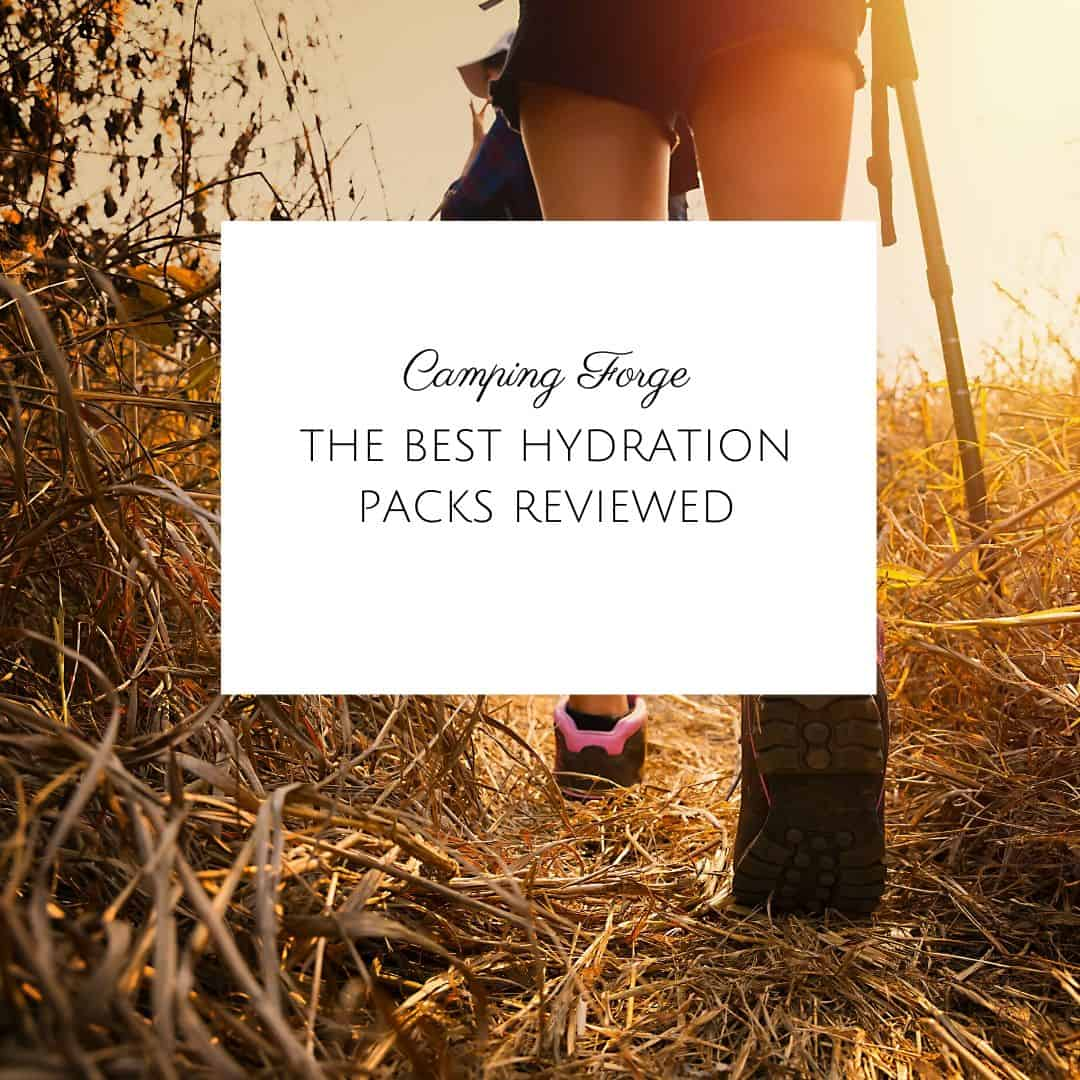 The Best Hydration Packs Reviewed