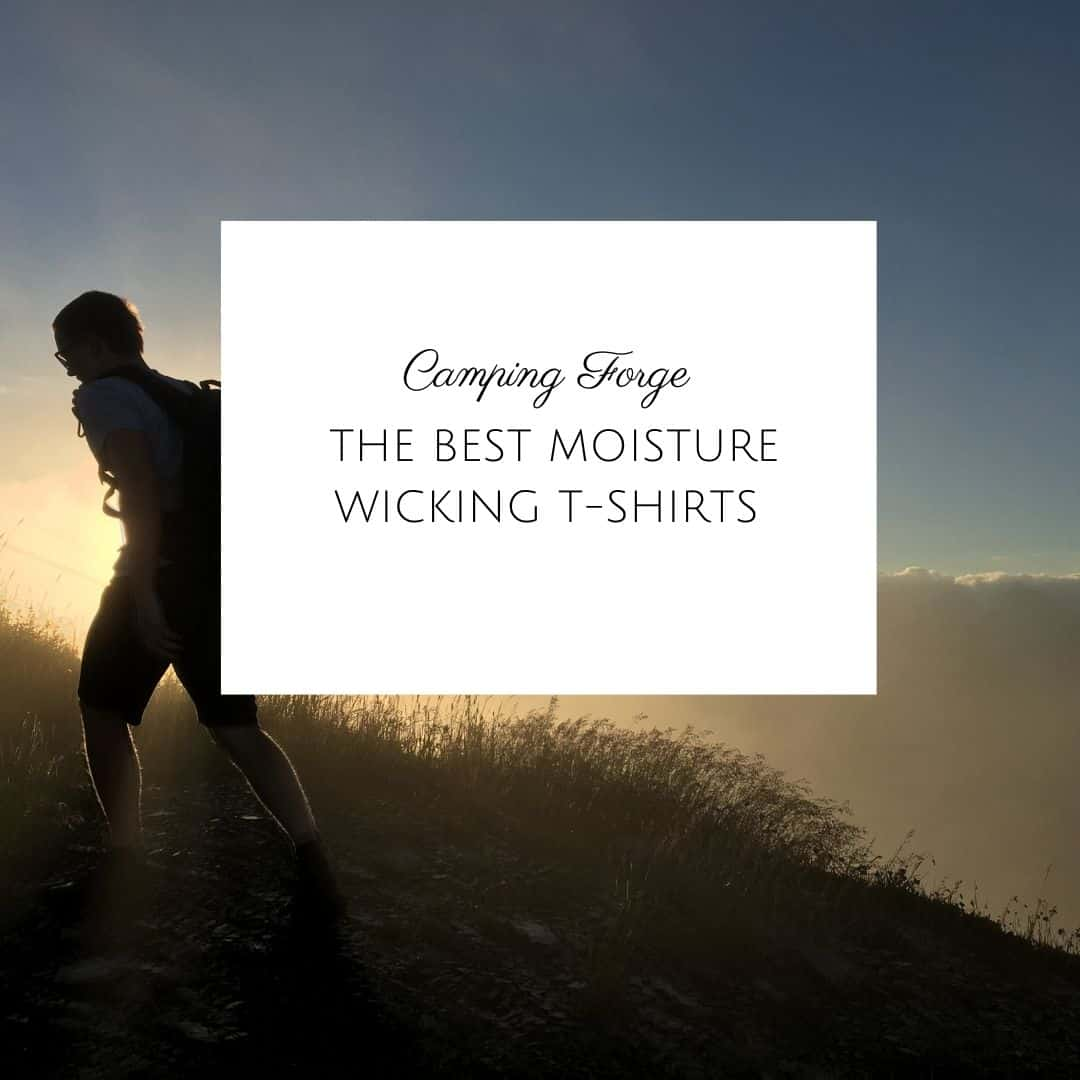 The Best Moisture Wicking T-Shirts