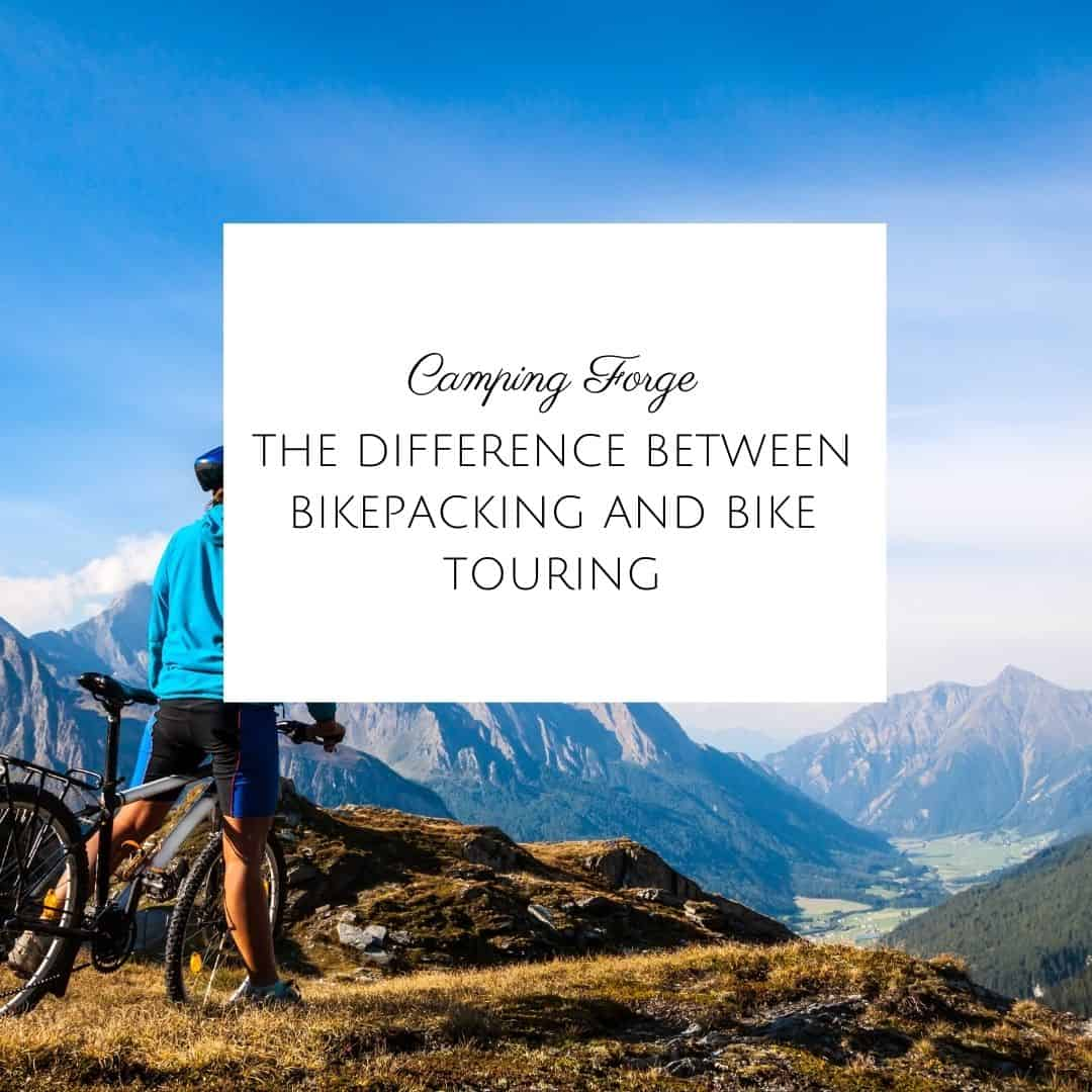 The Difference Between Bikepacking and Bike Touring