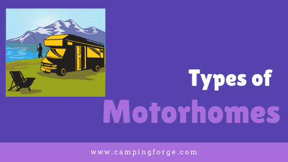 Types of Motorhomes